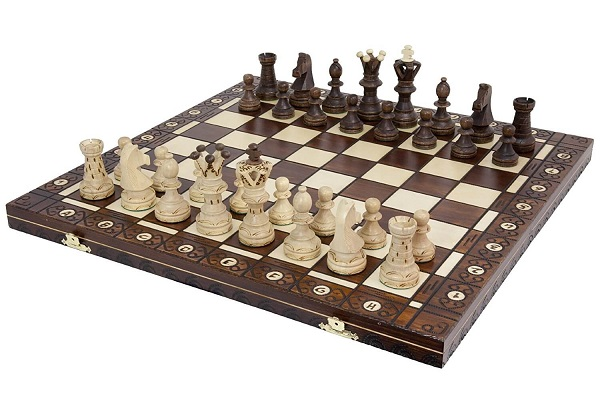 ambdassador european chess set