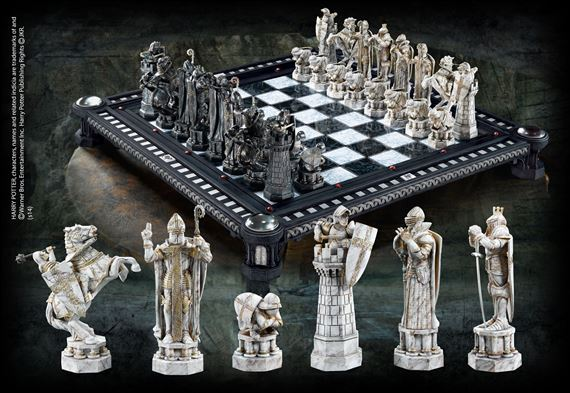 buy harry potter final challenge chess board