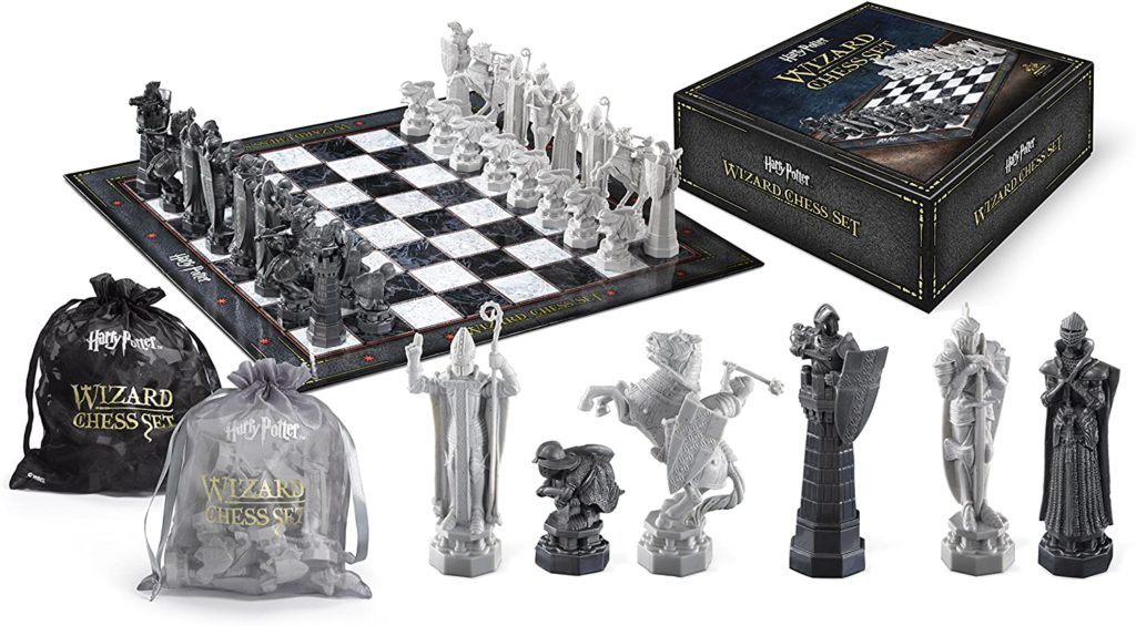 buy harry potter noble collection chess set